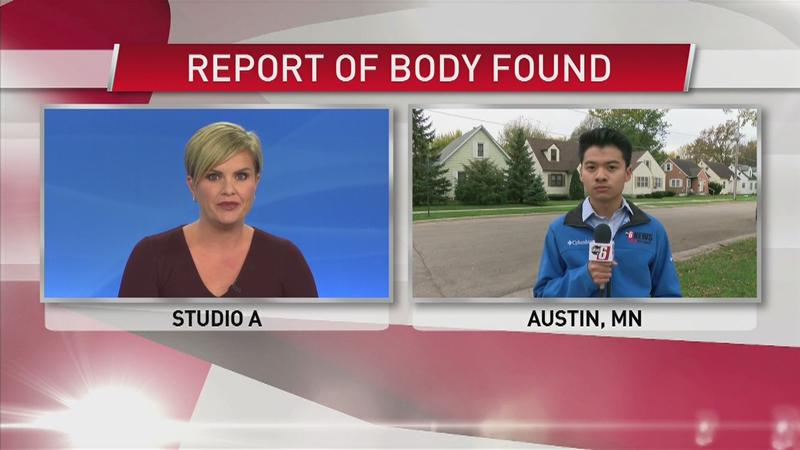 Neighbors: Body found at SW Austin home
