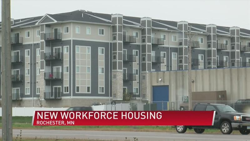 New housing option targets the workforce