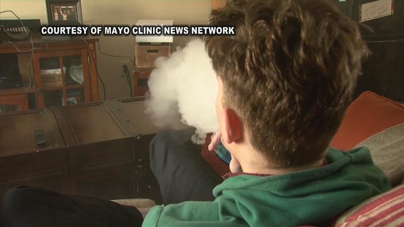 Study finds potential source to vaping-related lung injuries