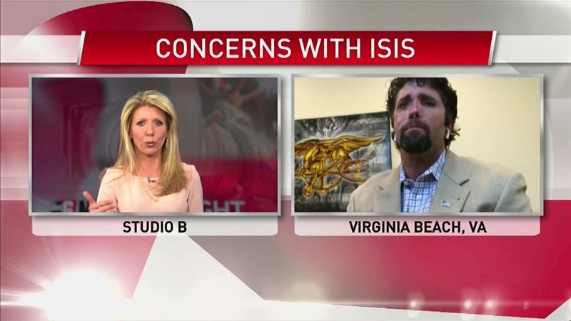 VIDEO: Comparing strategies in ISIS raids