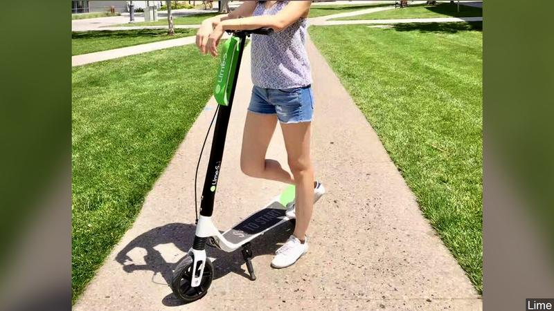 Advocate for disabled sues over electric scooters