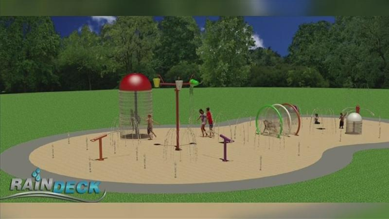 UPDATE: Harmony looking to raise funds for splash pad