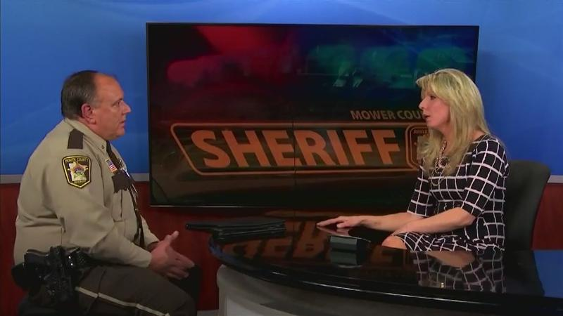 Mower County Sheriff Sandvik interview (part 2)