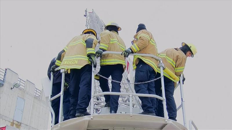 Ready for the call: RFD prepares for city growth