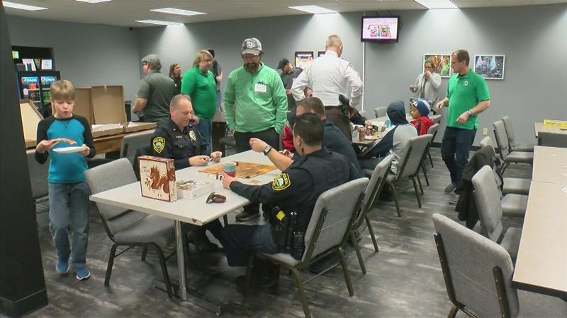 Rochester Police using a new approach to connect with young residents