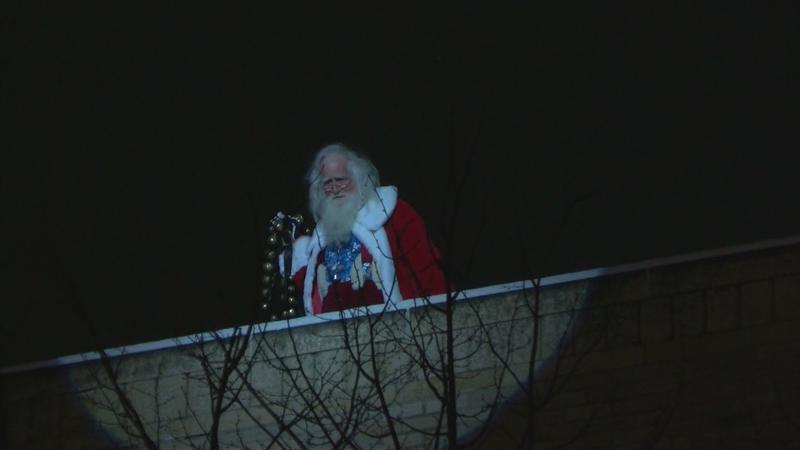 Santa Claus comes to Rochester!