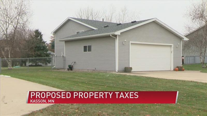 Unpacking proposed property taxes in Kasson