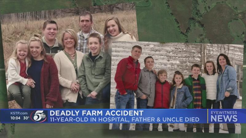 2 brothers dead, young boy injured after 'tragic' accident on central Minnesota farm