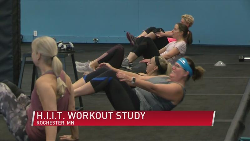Mayo Clinic Study says H.I.I.T workouts are not more likely to cause injuries