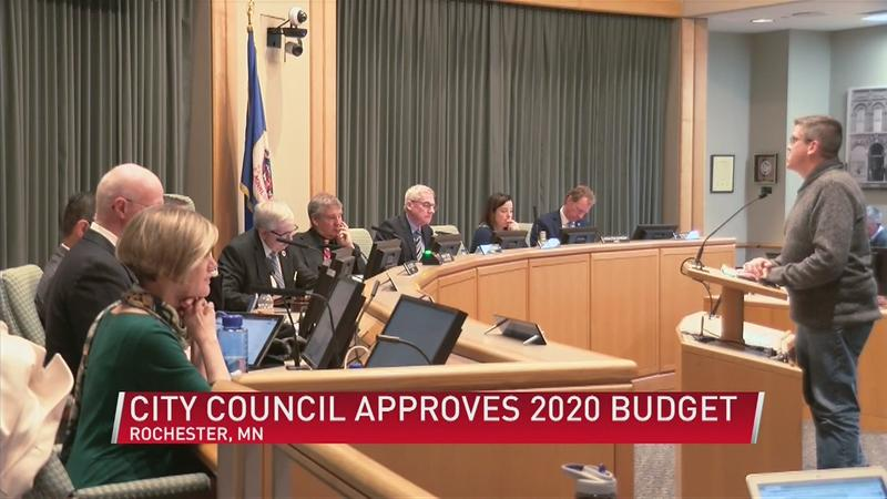 Rochester City Council approves 2020 budget, salary raise