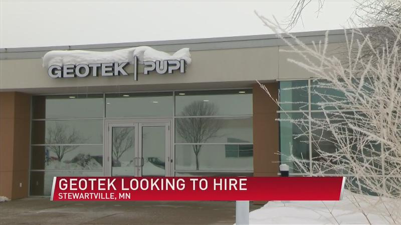 GEOTEK looking to hire after Kemps announces Rochester plant closing