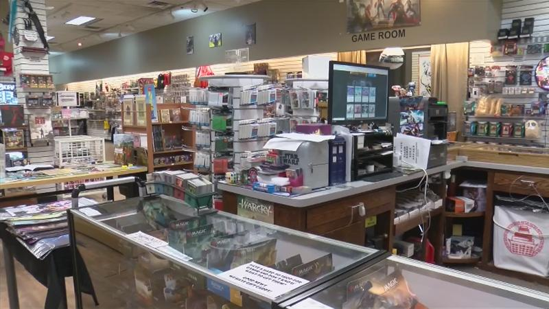 Gamez & More store to move out of Apache Mall
