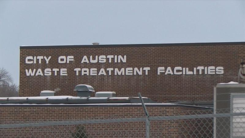 Updates proposed for Austin's waste water treatment plant