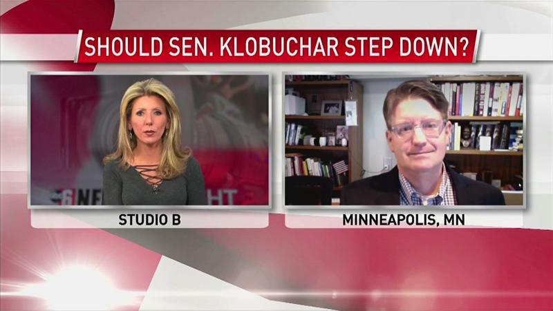 VIDEO: MN justice groups demand Sen. Klobuchar withdraw from the race