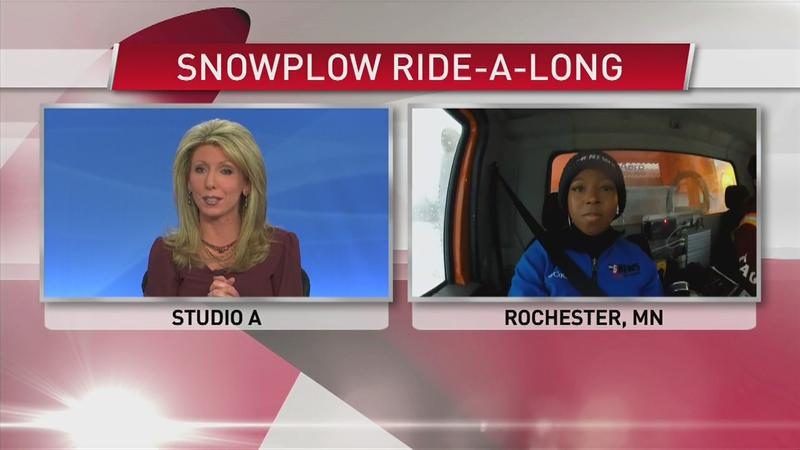 VIDEO: Snowplow ride-a-long