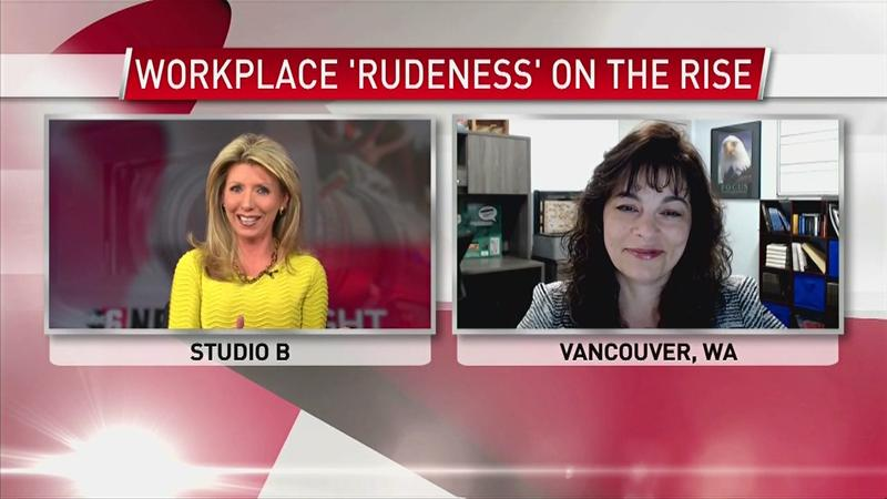 VIDEO: Is workplace rudeness becoming more common? studies say so.