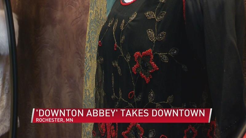'Downton Abbey' takes Rochester with ties close to home