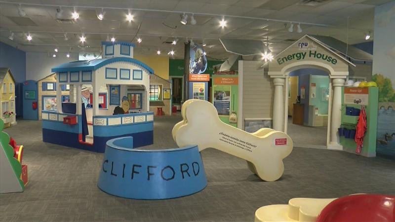 Children's museum saying goodbye to Clifford and location