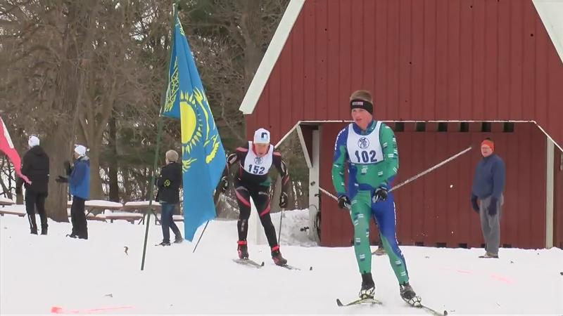 Nordic skiing competition gives locals opportunity to race and enjoy winter