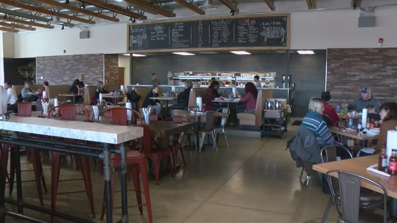 Restaurants rally for blood donations