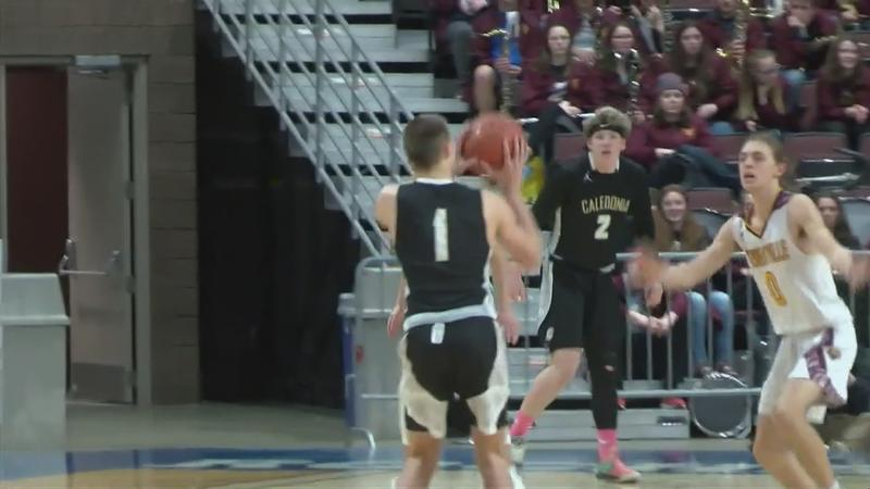 Caledonia continues dominance, wins 1AA title