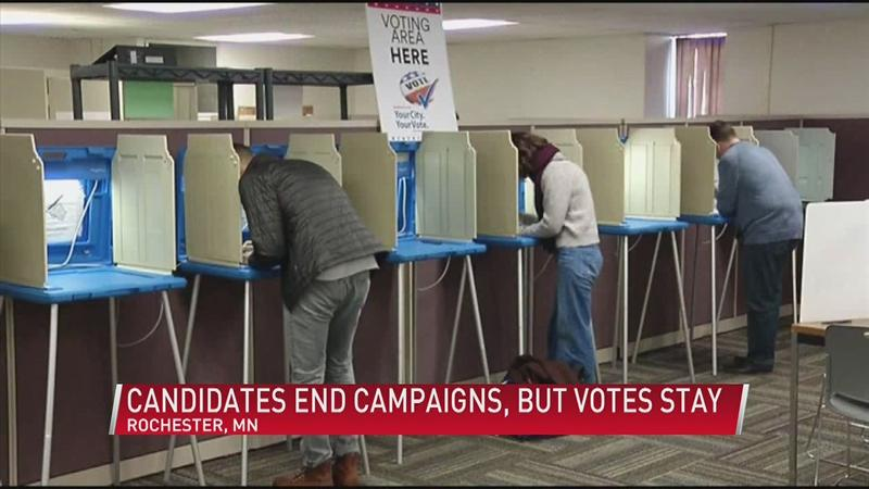 No new ballots for voters whose candidates have dropped out
