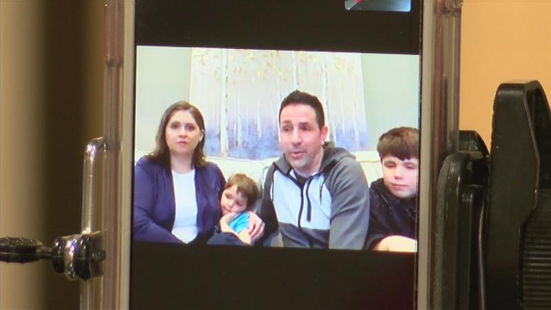 Rochester residents Becky and Andy Herber share the impact the COVID-19 pandemic has had on their family.