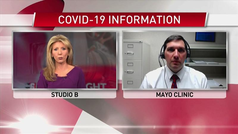 VIDEO: Mayo Clinic researcher talks vaccines for COVID-19