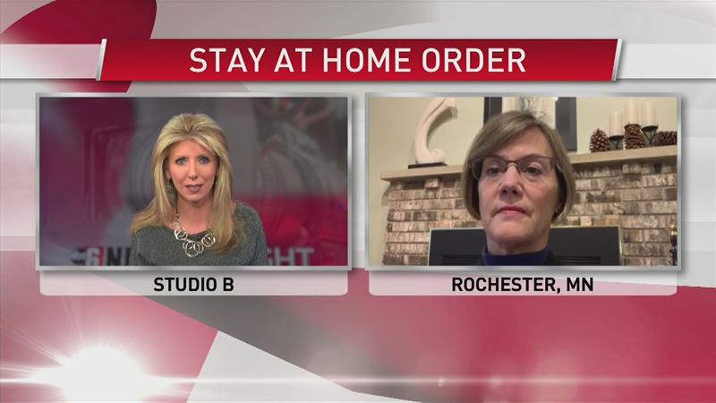 VIDEO: Mayor Kim Norton says what the Stay-At-Home Order means for Rochester