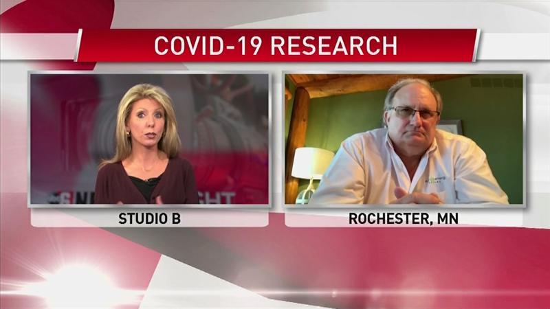 VIDEO: A Minnesota man's data analysis shows a possible new theory for COVID-19