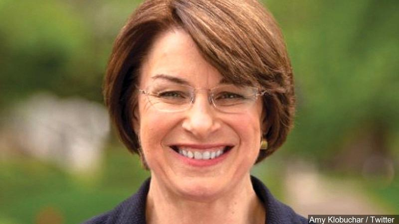 Sen. Klobuchar's husband tests positive for COVID-19, in hospital with pneumonia