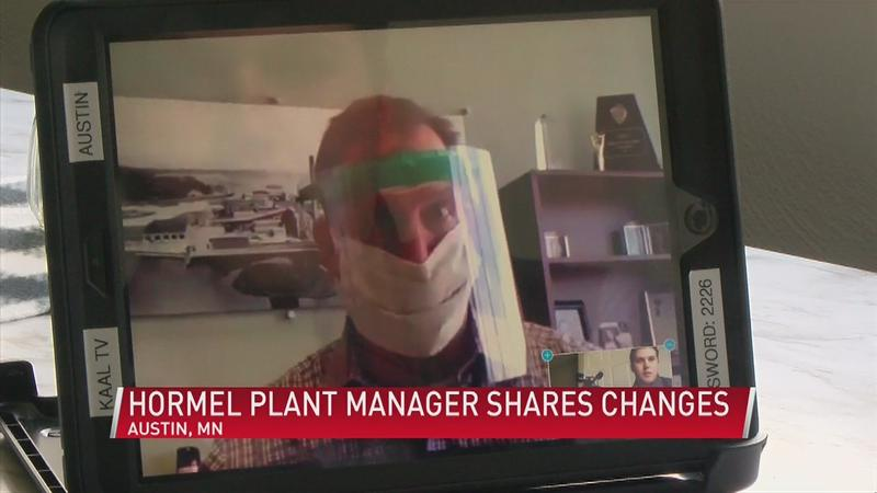 How Hormel Foods Austin plant operates amid COVID-19 pandemic