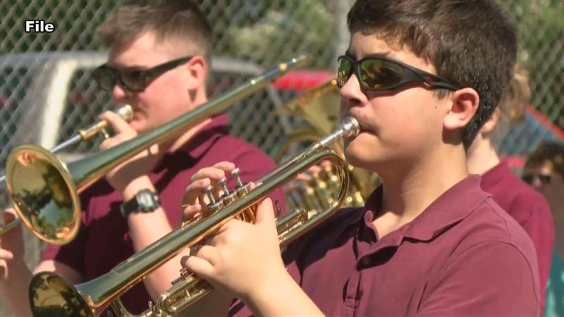 North Iowa Band Festival canceled for the first time since WWII