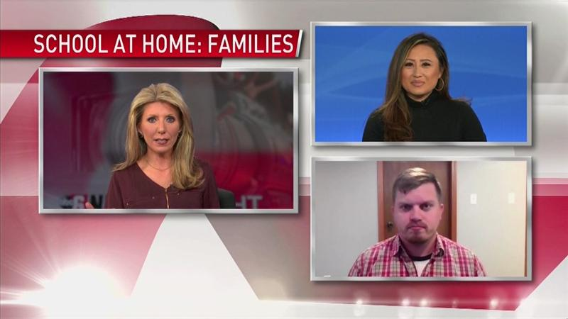 INTERVIEW: School at Home: Families