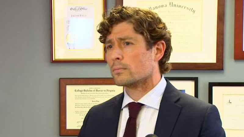 Minneapolis Mayor Jacob Frey speaks at a press conference Wednesday, May 27, 2020