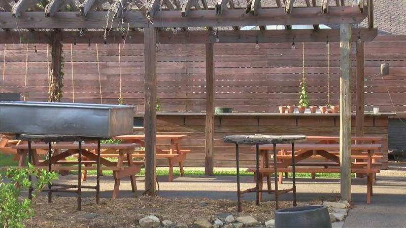 Outdoor dining to partially reopen on June 1