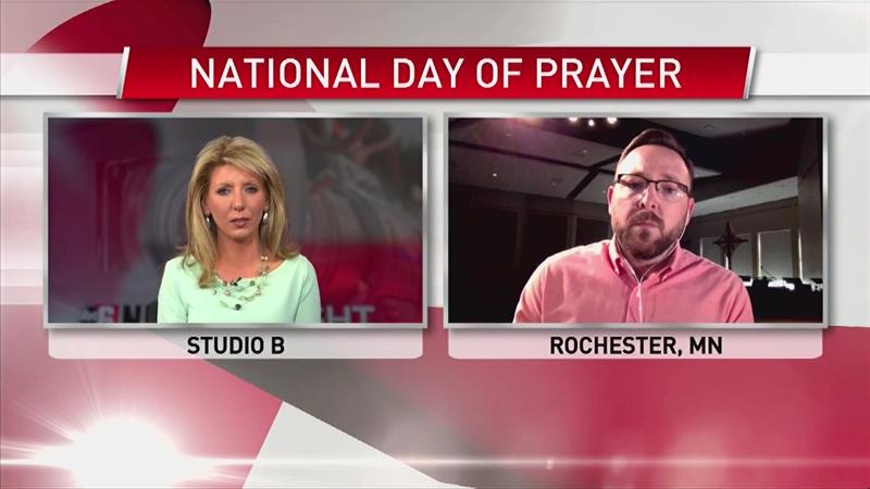 VIDEO: National Day of Prayer: Pastor Rick Henderson