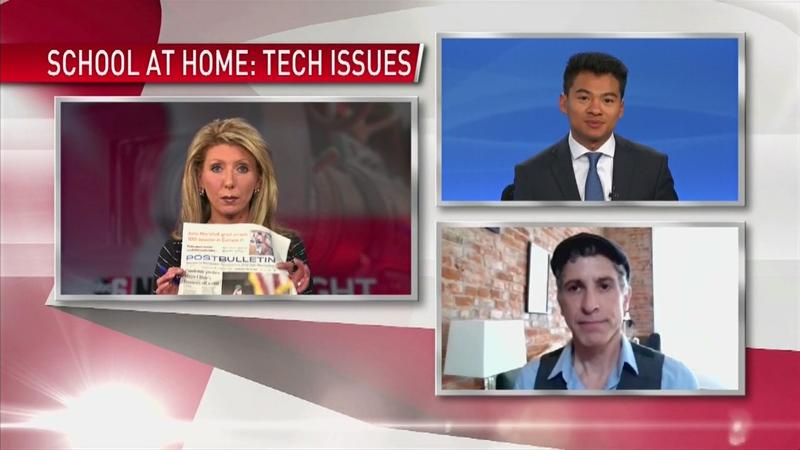 INTERVIEW: School at Home: Tech issues