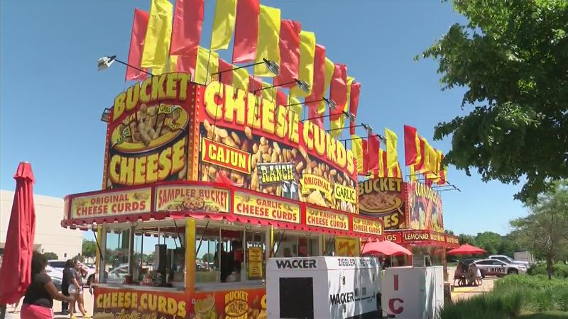 Concessions stand opens in Apache Mall parking lot