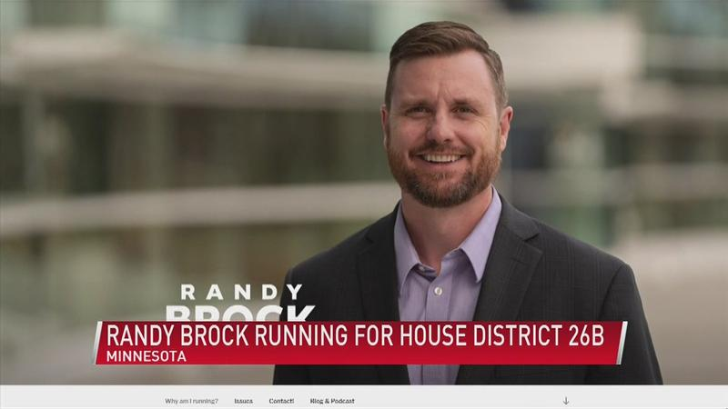 Randy Brock announces candidacy for House District 26B