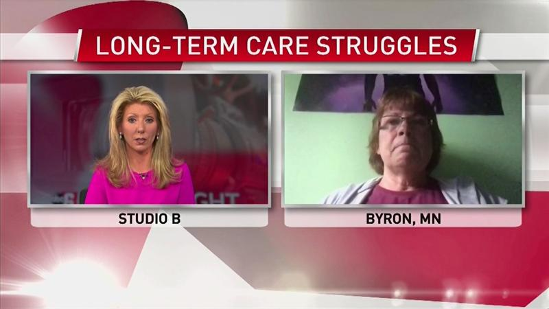 VIDEO: Byron family struggles with LTC rules