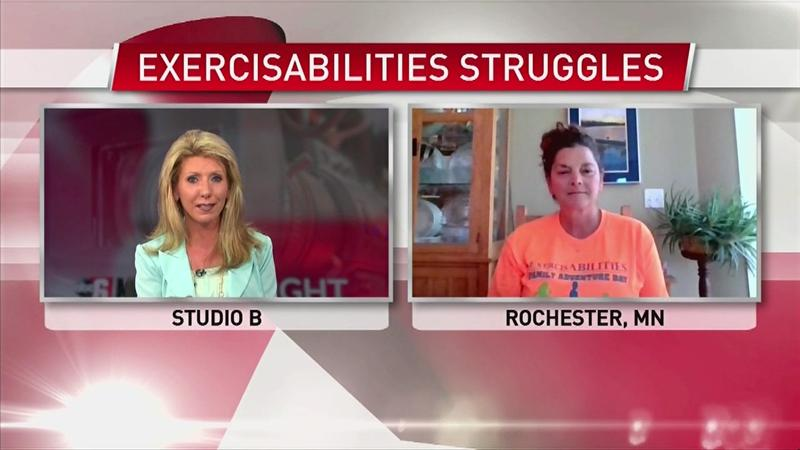 VIDEO: Challenges ExercisAbilities is facing amid the pandemic