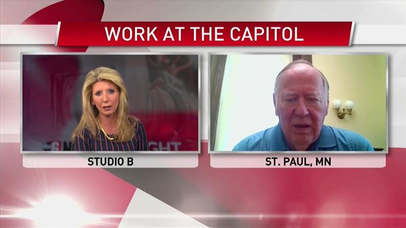 VIDEO: Sen. Senjem talks another possible special session, call for MPD investigation
