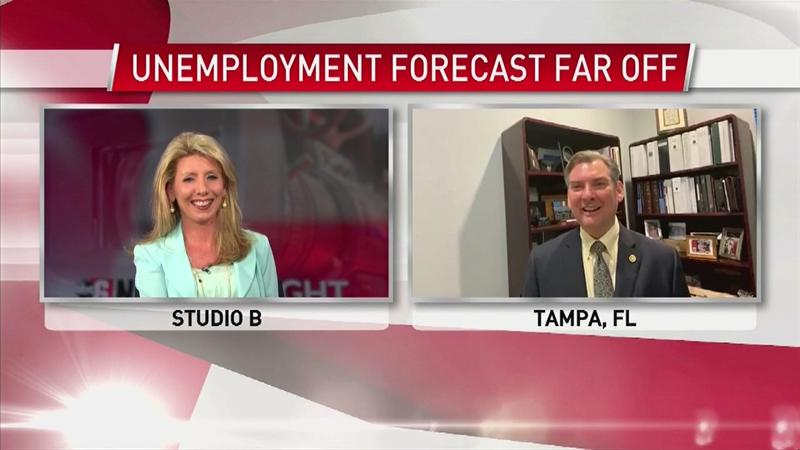 VIDEO: Unemployment numbers: A financial expert goes in-depth