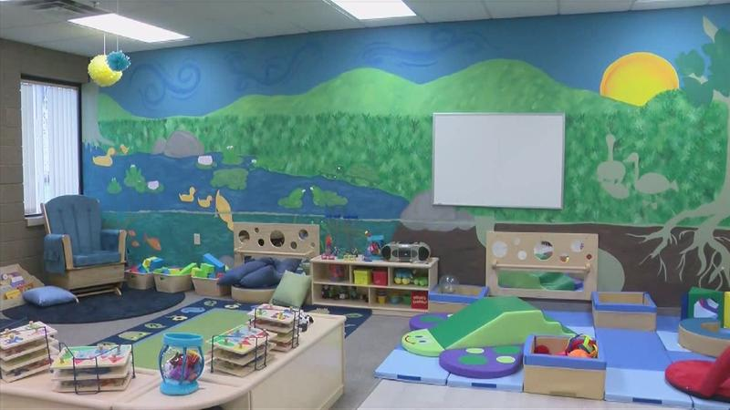 Governor Walz proposes $56.6 million for child care