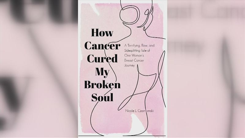 Local author takes cancer journey from journals to a book