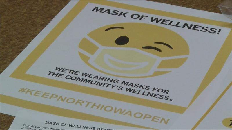 Mask mandate in effect at city facilities in Mason City, businesses encouraged