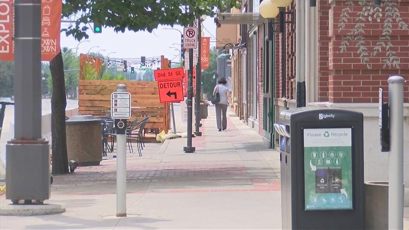 Public Health recommends COVID testing for Downtown Rochester visitors