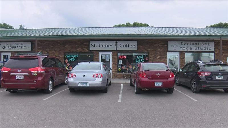 St. James Coffee asks community's help to stay open