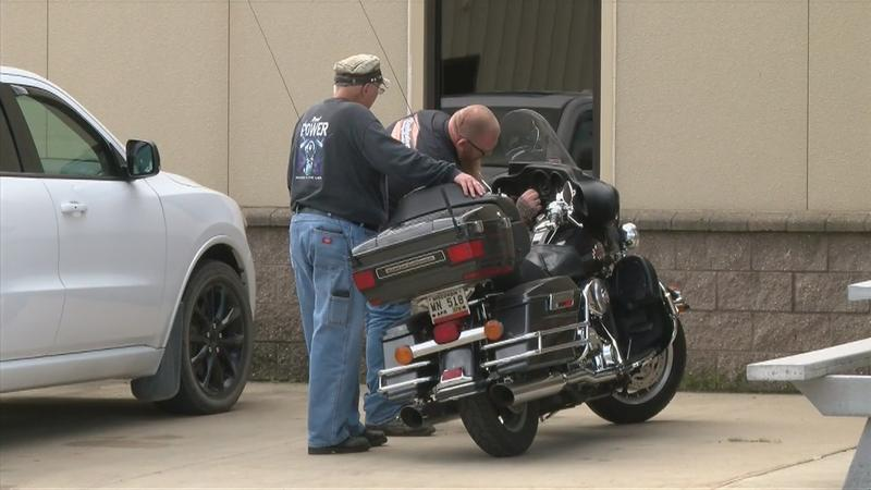 Motorcyclists make their way to Sturgis despite pandemic